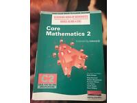 C2 + C3 A Level Maths essential course books