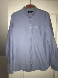 Men's Fred Perry shirt excellent condition