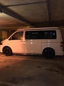 Campervan Volkswagen Transporter 2012 (brand new conversion)