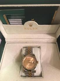 Rolex watch day date