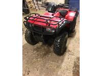 Honda 4x4 farm quad atv