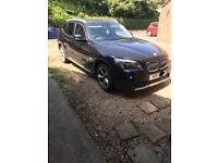 BMW X1 Sdrive 18d 2.0l Manual, heated leather seats, alloys