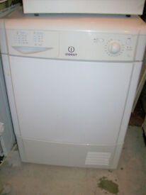 INDESIT TUMBLE DRYER DRIER CONDENSER.FREE DELI VERY B,MOUTH AND LYMINGTON AREAS