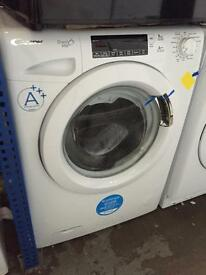 ** CHRISTMAS SALE** New Graded Candy 8kg Washing Machine - White