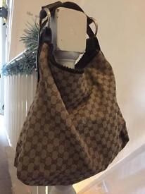Genuine Gucci large hand/shoulder bag