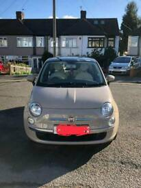 Fiat 500 low miles 64 plate immaculate