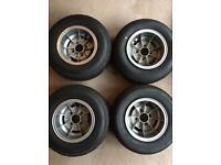 J.A.Pearce magna classic mini wheels cooper clubman Morris Austin
