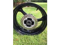 Cbr1000rr 2007 Fireblade Rear wheel.