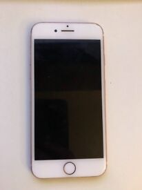 Rose Gold iPhone 7 £250 32GB