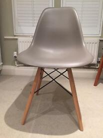 Dining room chair x2. Ercol style