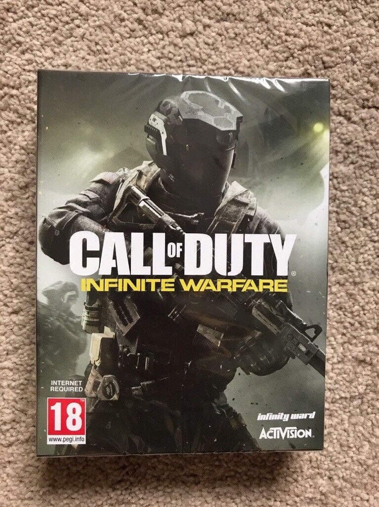 Call of Duty - Infinite Warfare (extra content and pin badges)