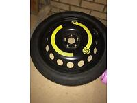 """18"""" space saver wheel great condition"""