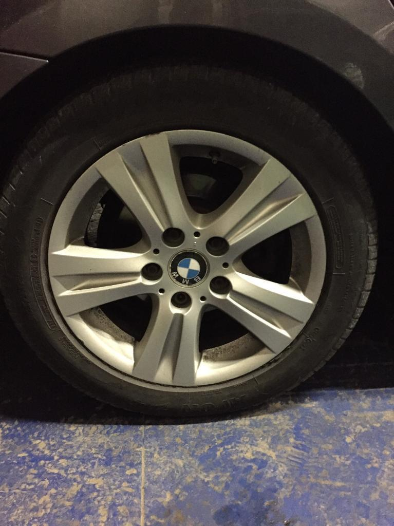 Bmw 5x120 alloys 16""