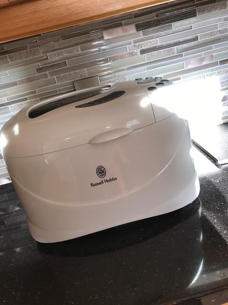 Breadmaker NEW Russell Hobbs - with instructions - Christmas present 🎄💕