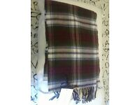 New 100% Cashmere Scarve by Loch Carron of Scotland