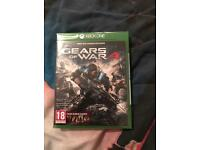 Gears of War 4 Xbox One Brand New & Sealed