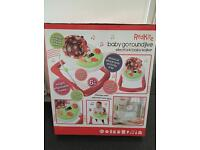Red kite baby walker brand new sealed in the box