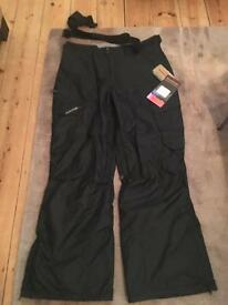 Dakine New Snowboard ski pants / salopettes Large