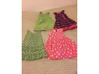 Girls bundle of clothes 12-24 m
