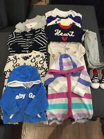 Baby bundle 3-6 month