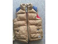 Boys next coat / gillet excellent condition 2-3yrs