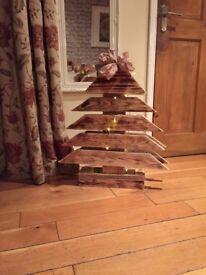 Handmade xmas tree