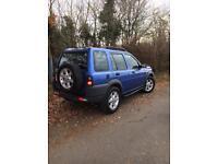 Land Rover Freelander 4x4