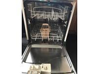 Indesit DI62 integrated dishwasher