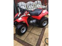 Suzuki lt 80 quad bike in excellent condition