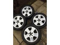 Ford Mondeo Focus Connect alloys 16 inch (for winter tyres?)