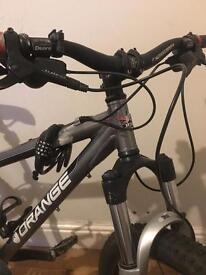 Orange g2 mountain bike
