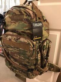 Military camelbak rucksack