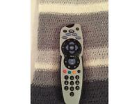 Sky remote excellent condition with new batteries provided