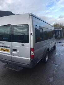 Ford transit 17 seater mini bus