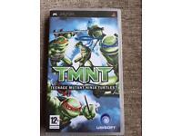 PSP TMNT GAME