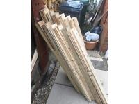 FREE Thick wooden planks