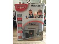 Kiddicare fireplace guard extendable gate new never used
