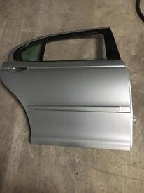 Jaguar x type rear drivers side door
