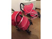 Silver cross dolls buggy 2 for £15