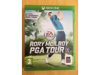 Rory mcilroy pga tour Xbox one