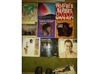 Jazz Records /Calloway/Ellington/Basie/Fitzgerald/Weather report /Swing vinyl /Bebop lp