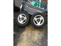 Suzuki jimny wheels tyres