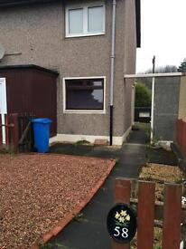 Flat Cowdenbeath - one bed (HAS BEEN LET)..