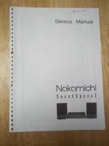 nakamichi lx 3 service manual