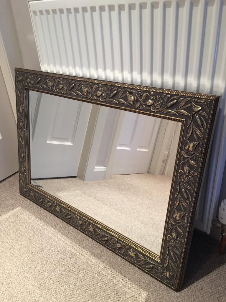 "Wall mirror 33"" x 23"""