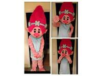 POPPY THE TROLL CHARACTER VISIT