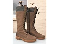 Timberland Ladies Earthkeepers Boots / Knee High - Eu 39 / UK 6 - Brown - VGC - Cost £190.00