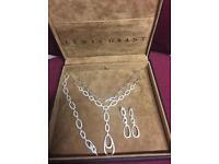 Ladies Diamond Jewellery Set