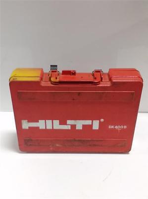 Hilti Powder Actuated Nail Gun Dx 400 B Pzb