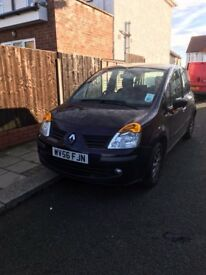 Renault Modus 1.6 16v clean and cheap to run